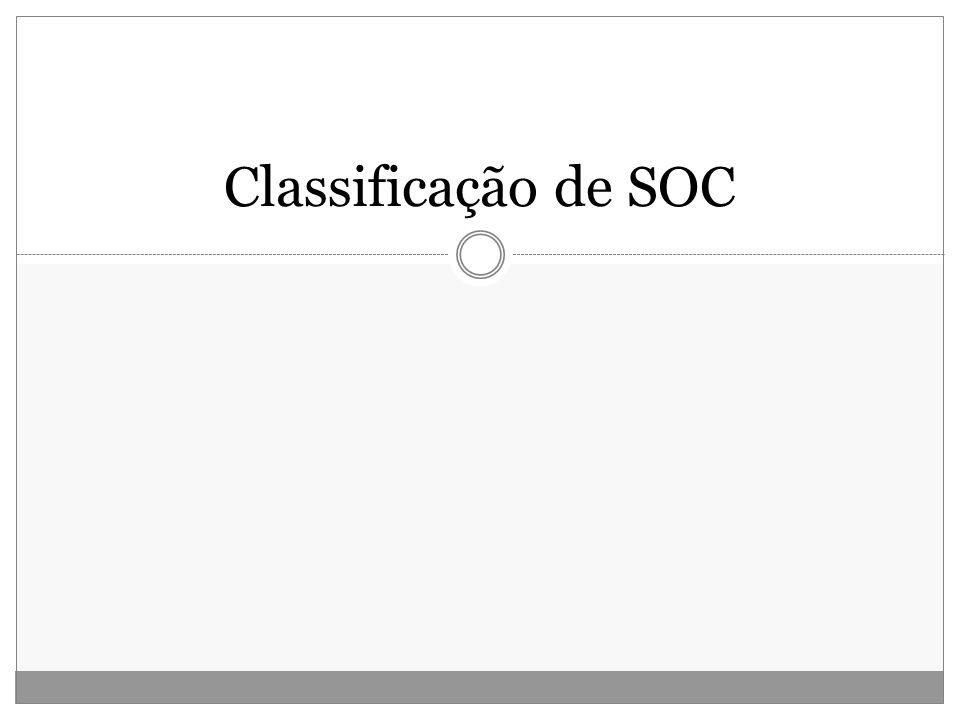 Classificação de SOC