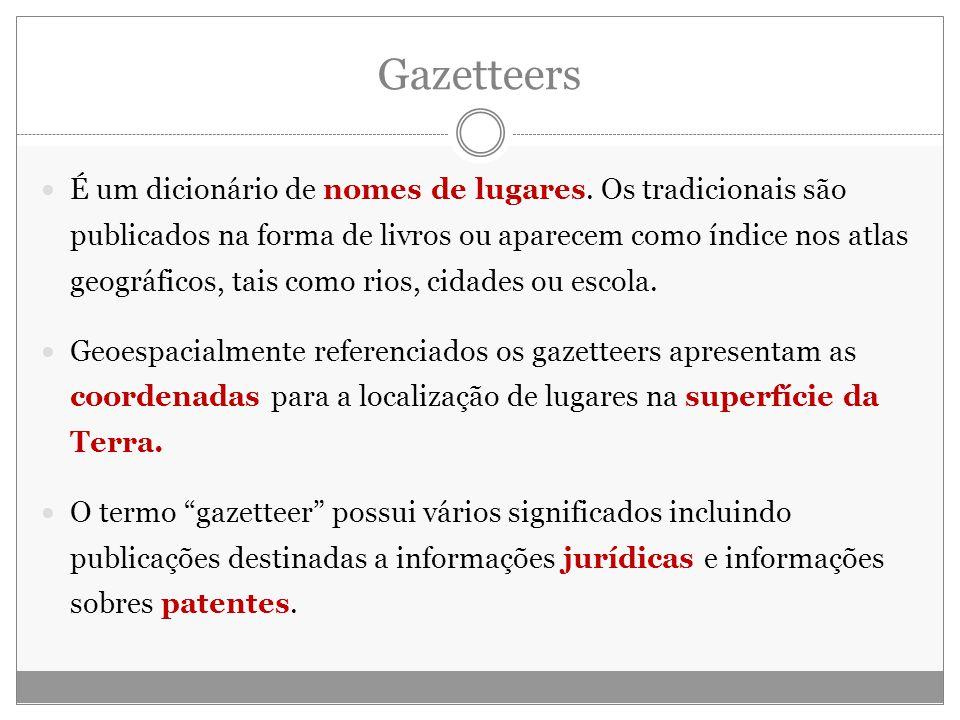 Gazetteers