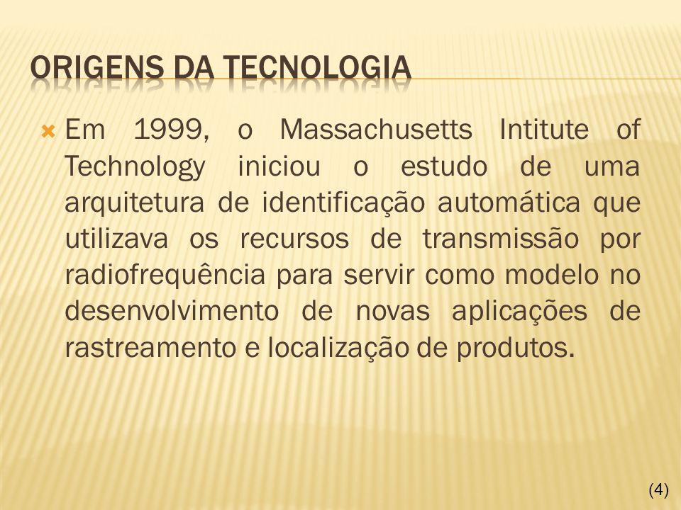 Origens da tecnologia