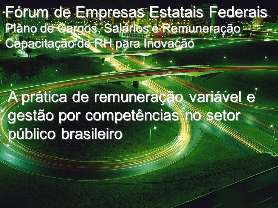 Fórum de Empresas Estatais Federais