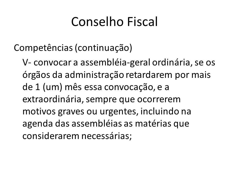 Conselho Fiscal