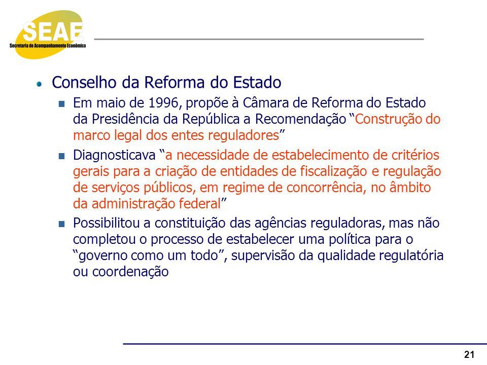 Conselho da Reforma do Estado