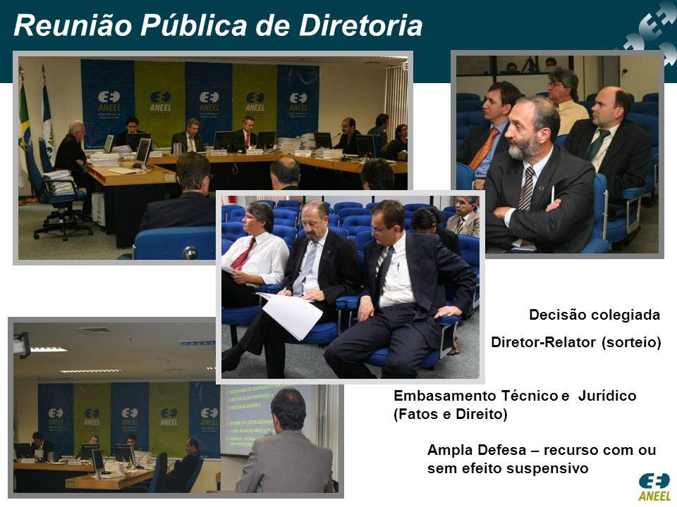 Reunião Pública de Diretoria