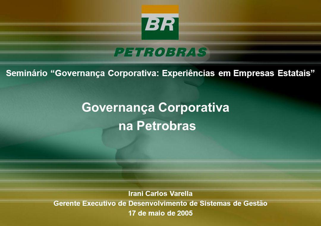 Governança Corporativa na Petrobras