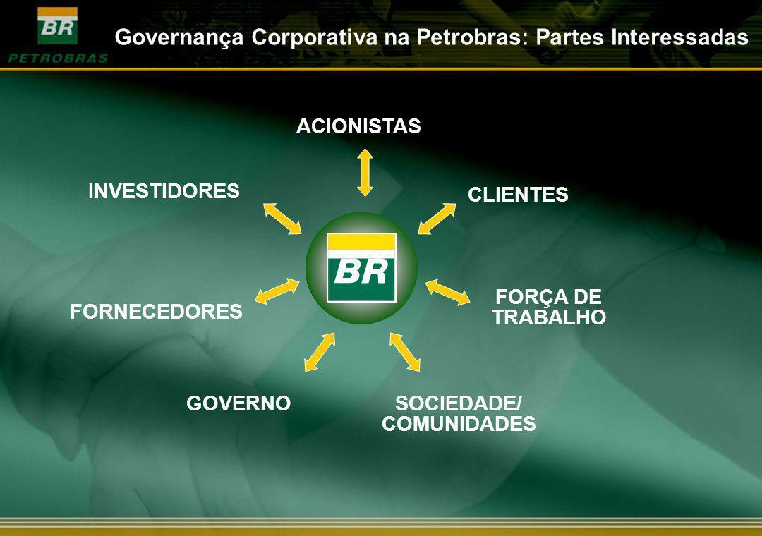 Governança Corporativa na Petrobras: Partes Interessadas