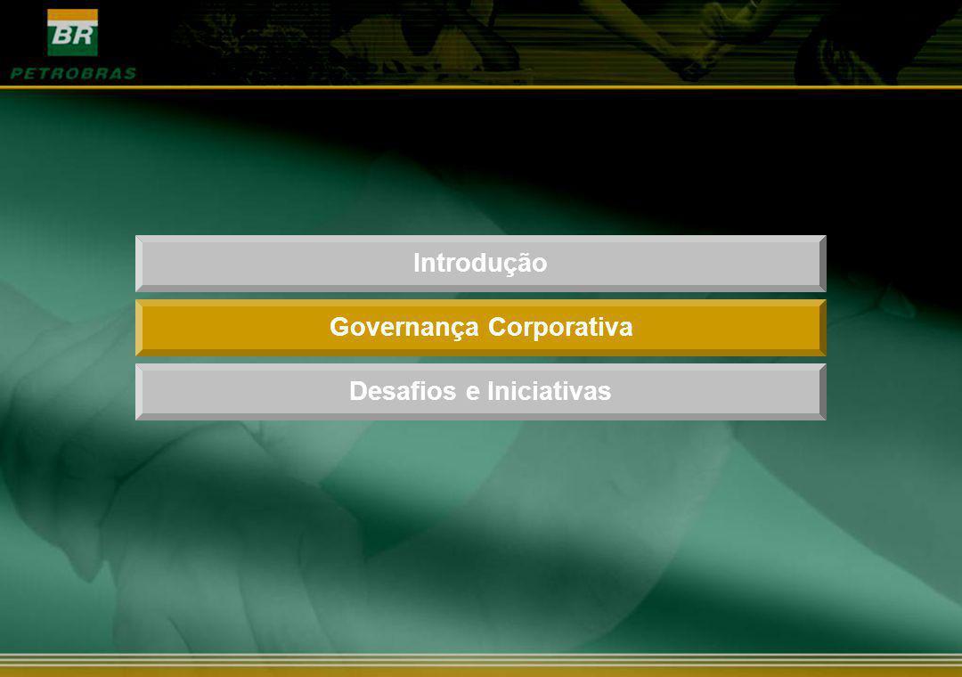 Governança Corporativa Desafios e Iniciativas