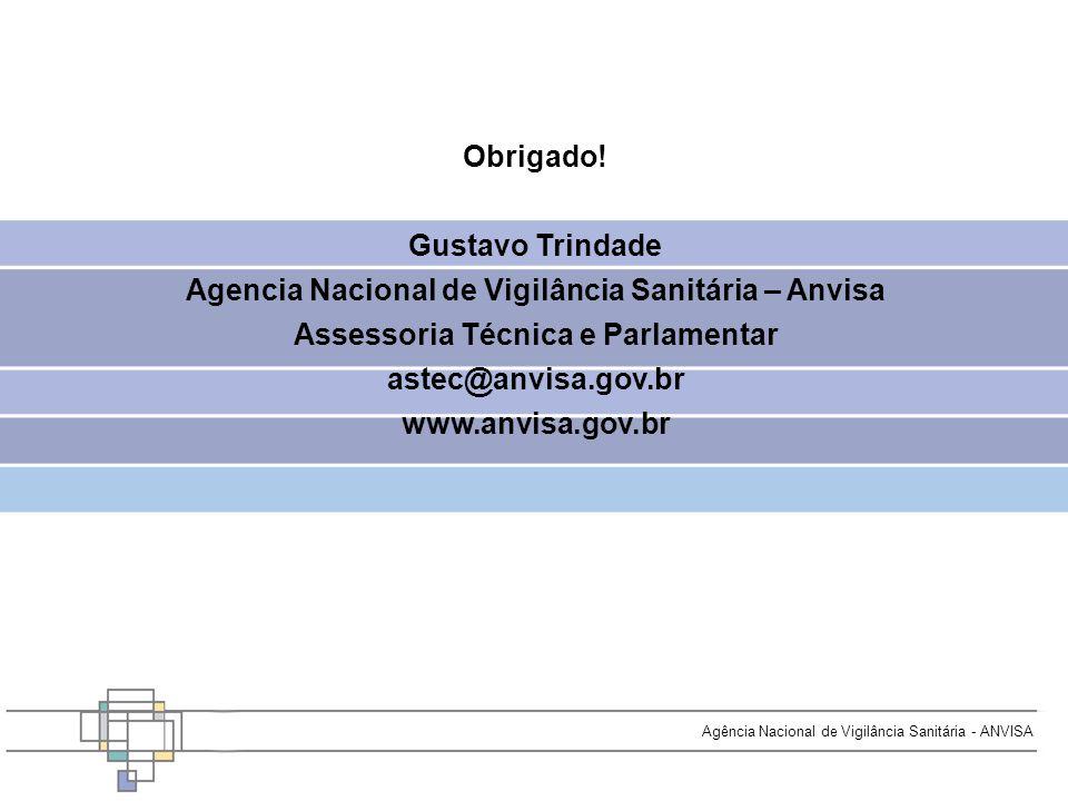 Agencia Nacional de Vigilância Sanitária – Anvisa