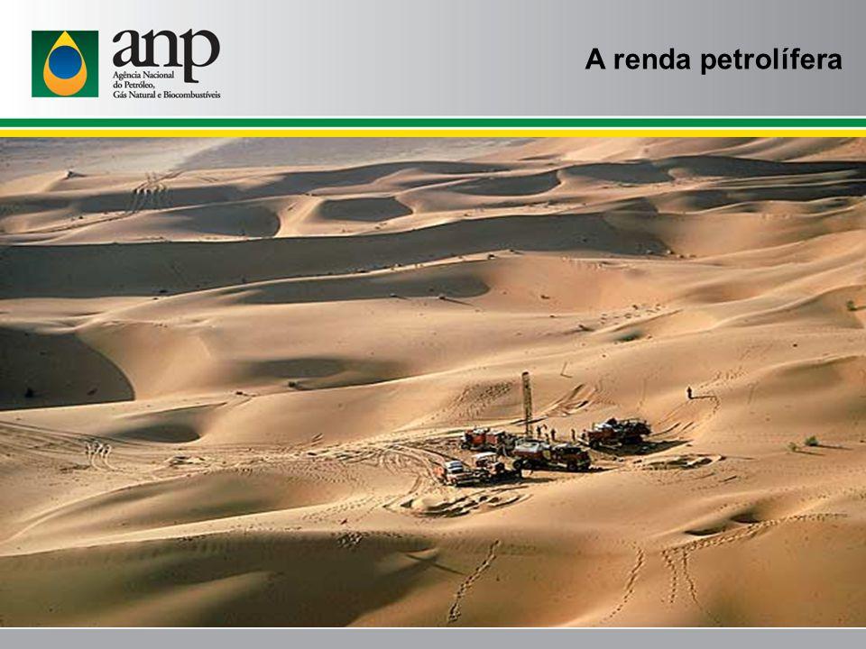 A renda petrolífera Renda, experiência da ANP e desafios