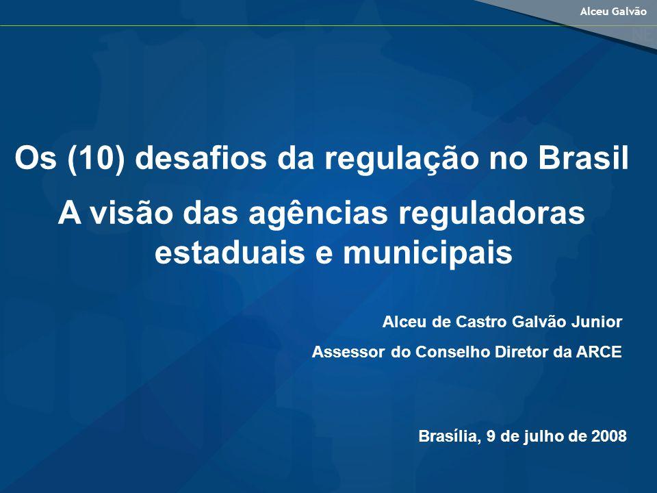 Os (10) desafios da regulação no Brasil