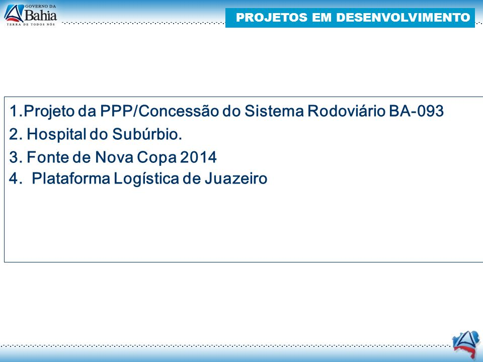 4. Plataforma Logística de Juazeiro