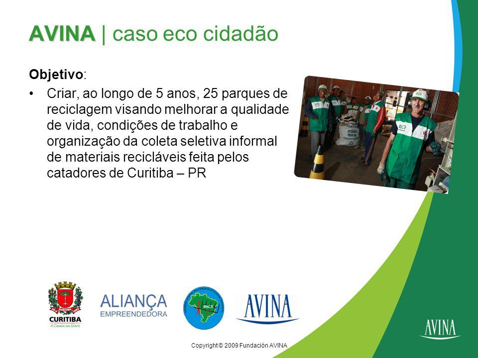 AVINA | caso eco cidadão