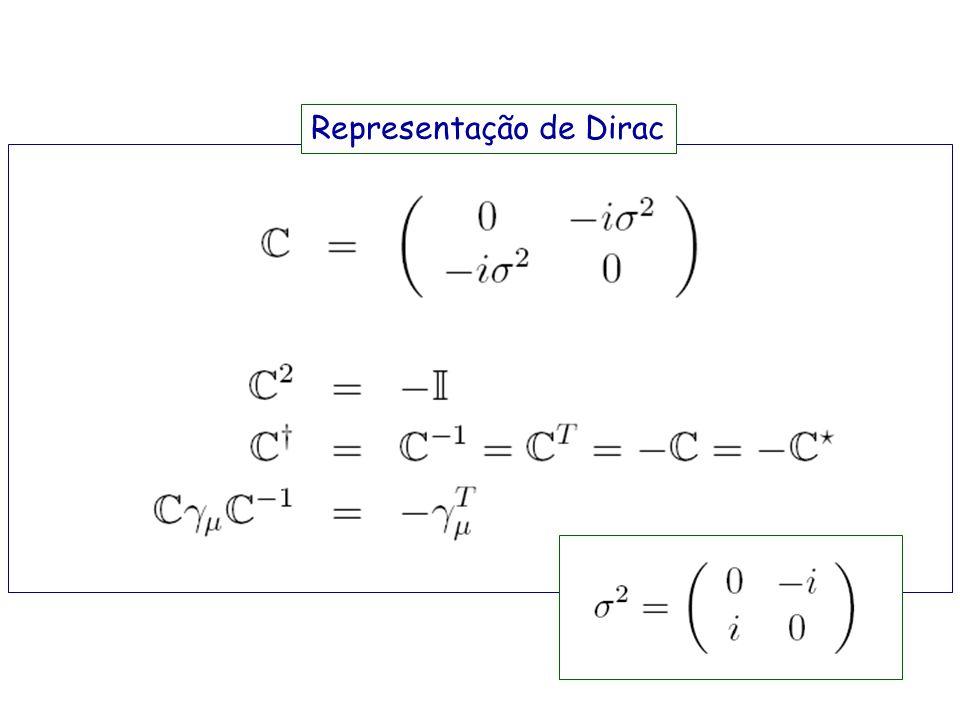 Representação de Dirac