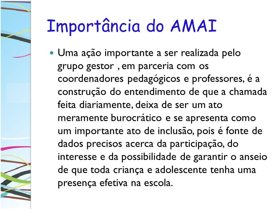 Importância do AMAI