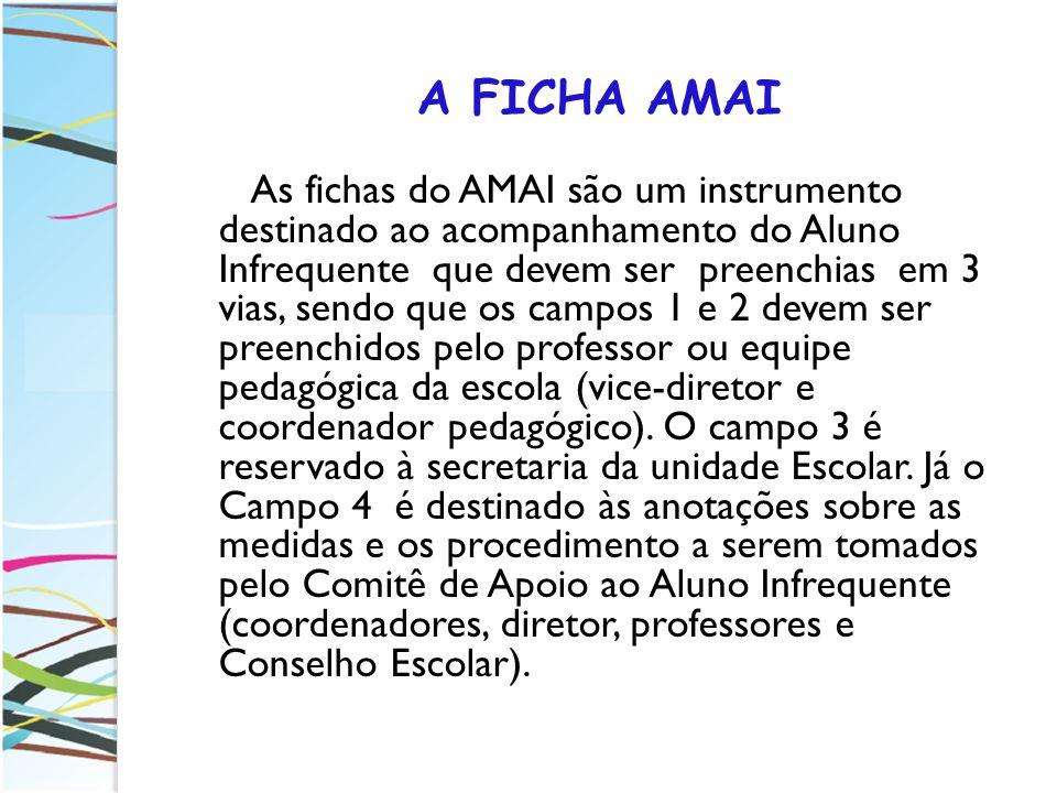 A FICHA AMAI