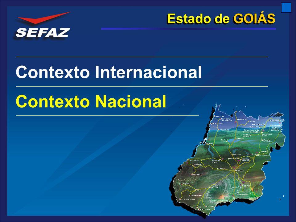 Contexto Internacional Contexto Nacional