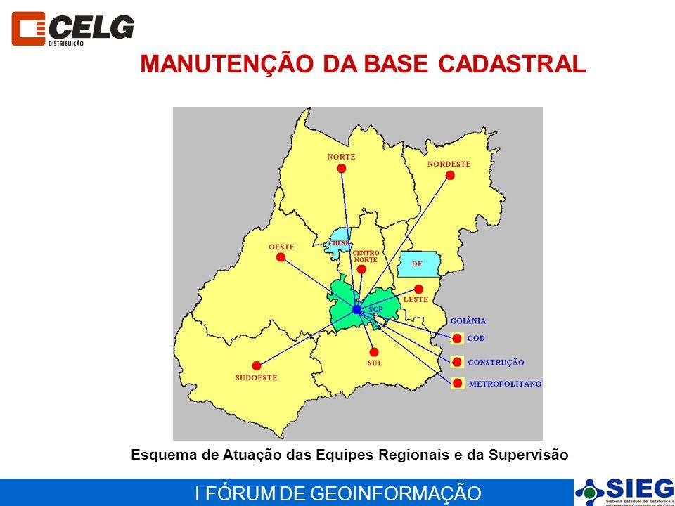MANUTENÇÃO DA BASE CADASTRAL