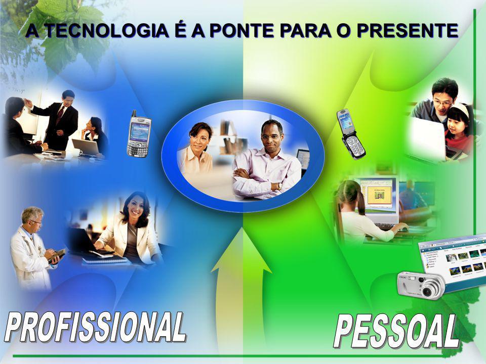 11 A TECNOLOGIA É A PONTE PARA O PRESENTE PROFISSIONAL PESSOAL