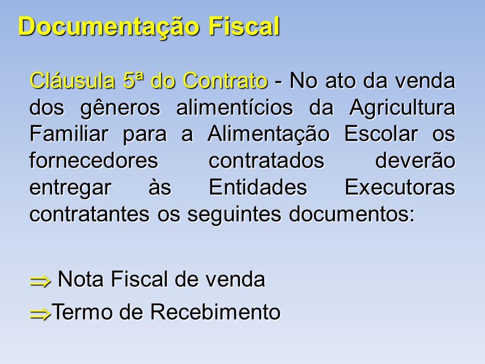 Documentação Fiscal