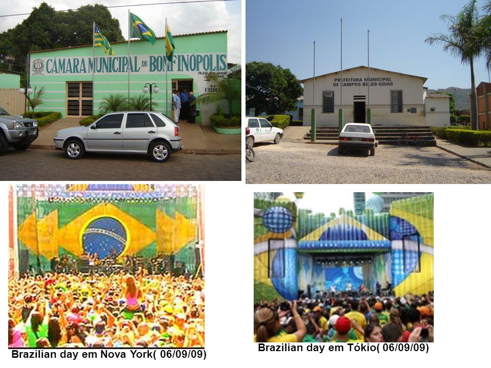 Brazilian day em Nova York( 06/09/09)