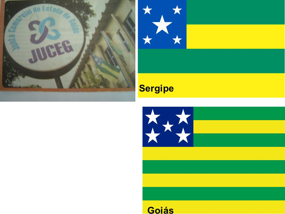 Sergipe Goiás