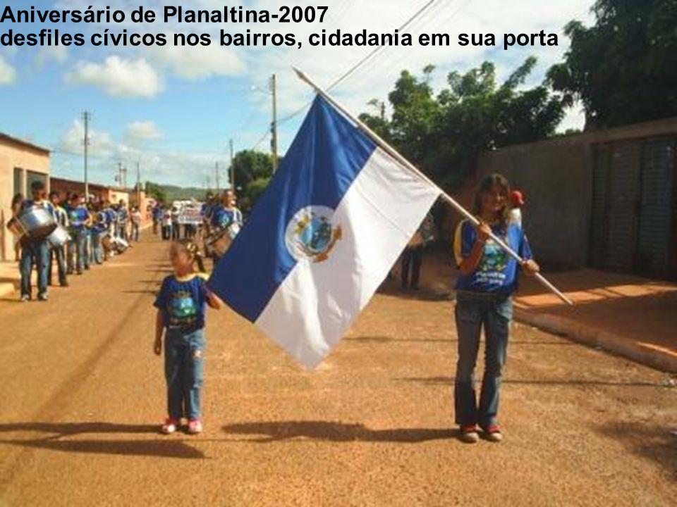 Aniversário de Planaltina-2007