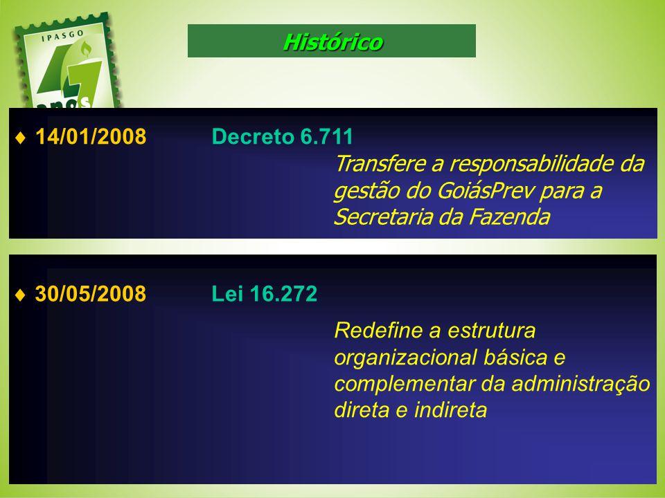 Transfere a responsabilidade da gestão do GoiásPrev para a