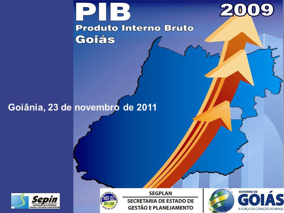 Goiânia, 23 de novembro de 2011