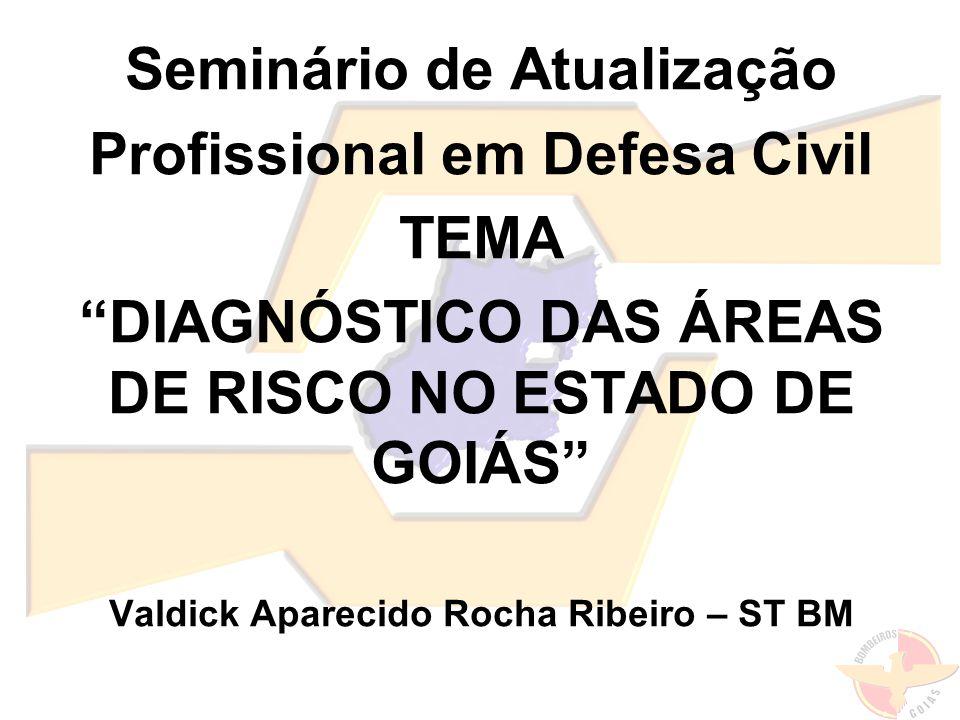 Seminário de Atualização Profissional em Defesa Civil TEMA
