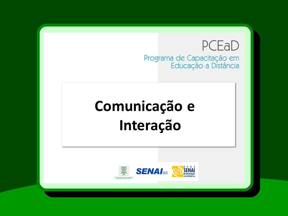 Comunicação e Interação