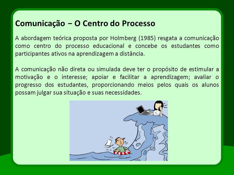Comunicação − O Centro do Processo
