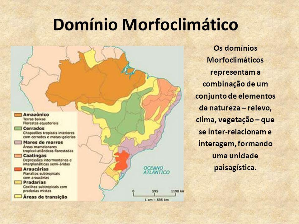 Domínio Morfoclimático