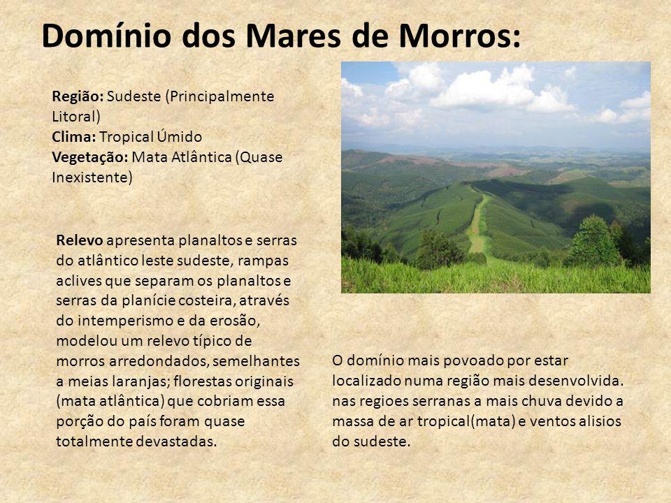 Domínio dos Mares de Morros: