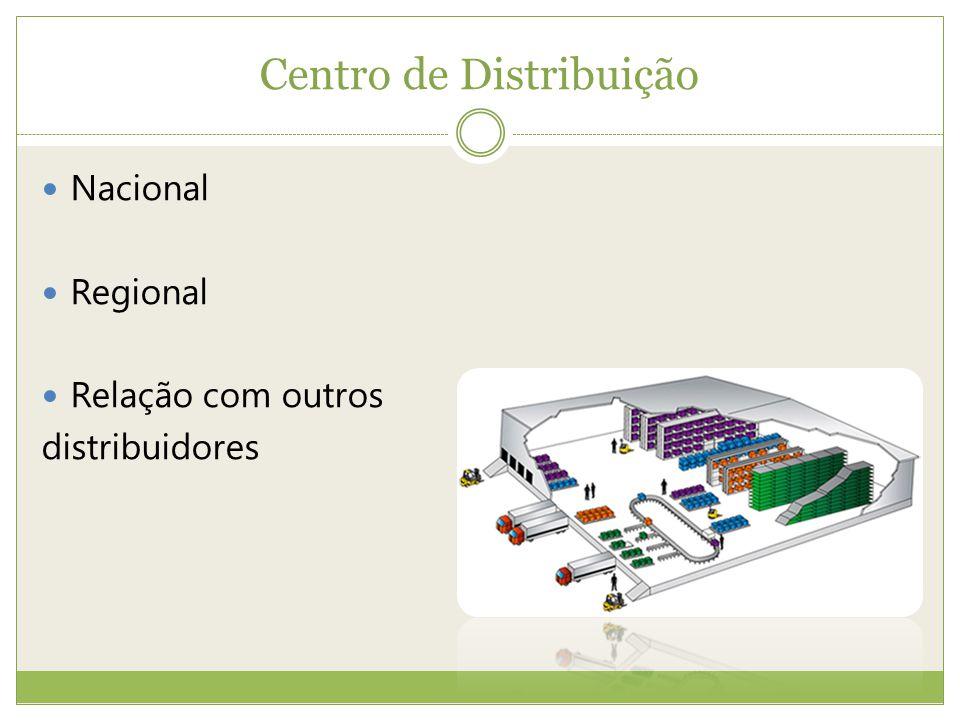 Centro de Distribuição