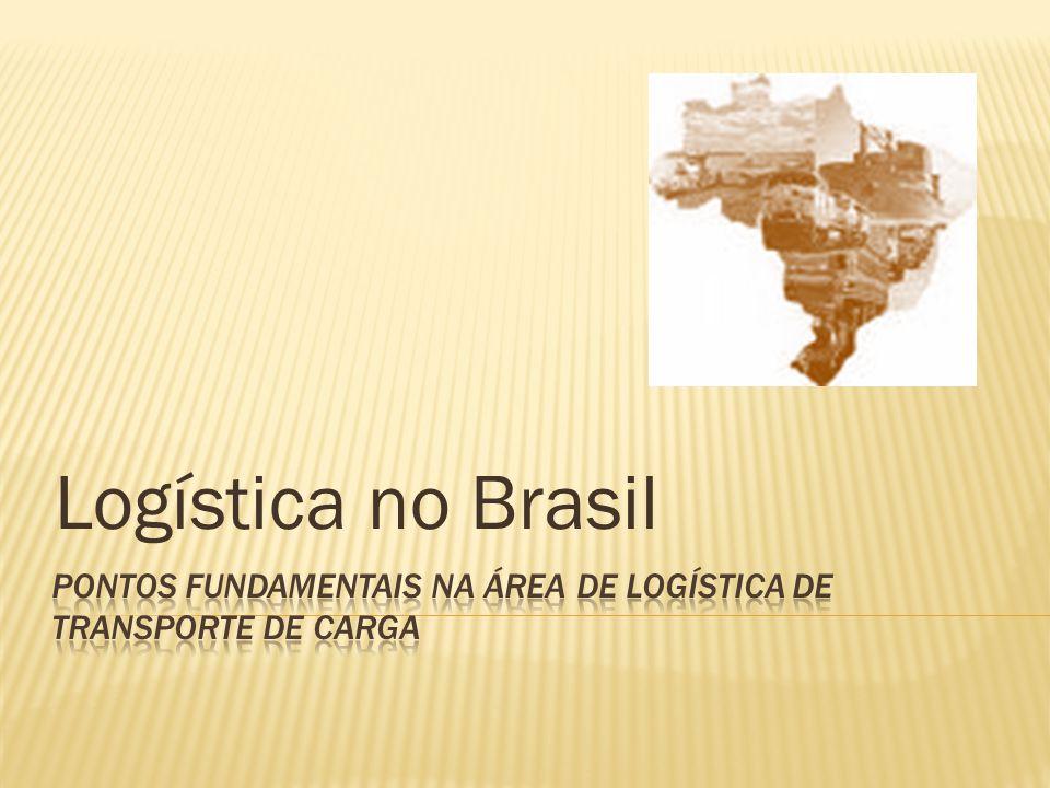 Pontos fundamentais na área de logística de transporte de carga