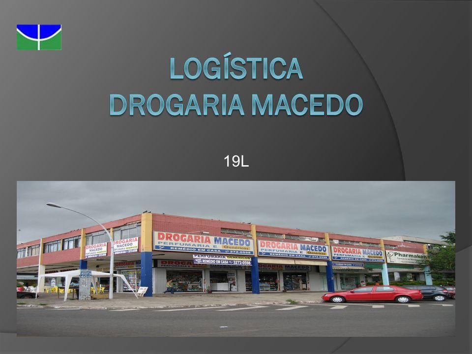 Logística Drogaria Macedo