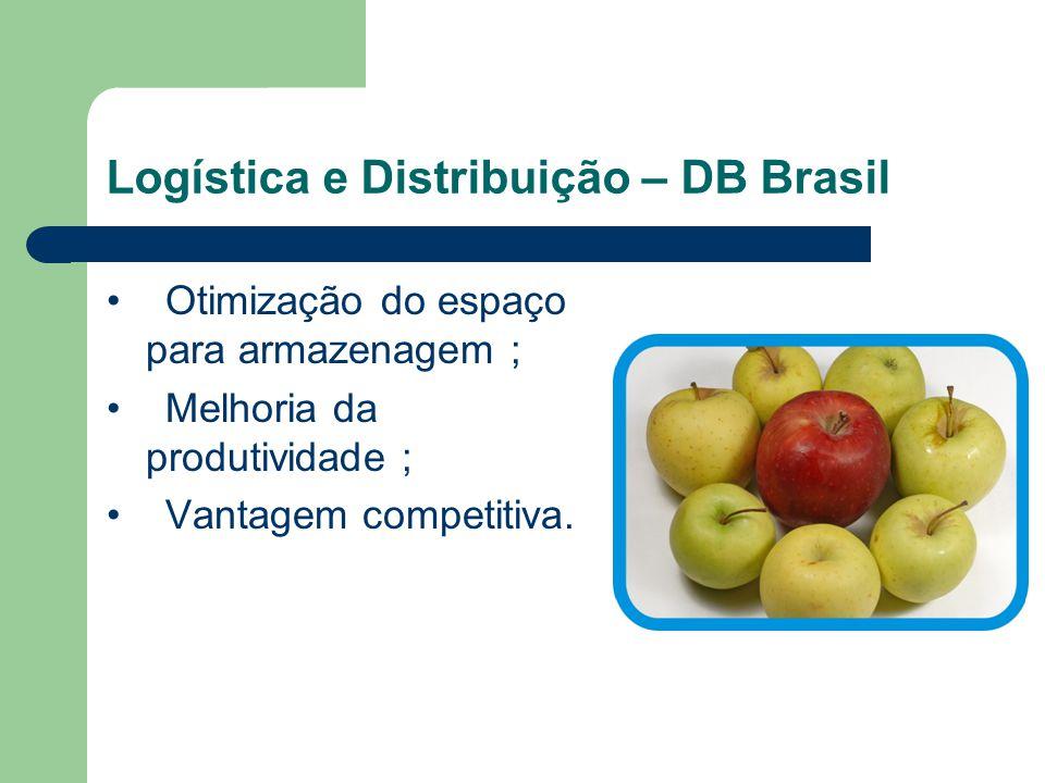 Logística e Distribuição – DB Brasil