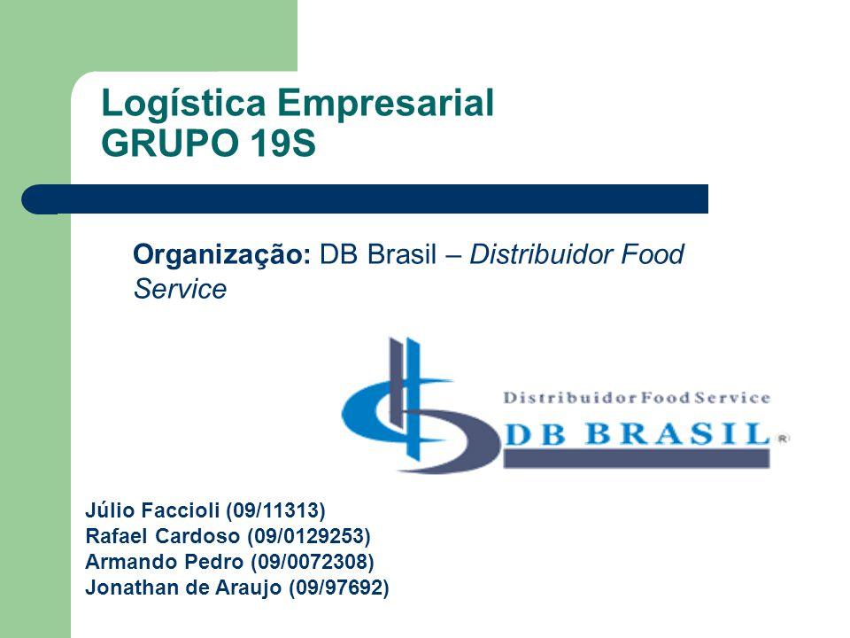 Logística Empresarial GRUPO 19S