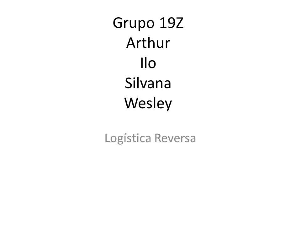 Grupo 19Z Arthur Ilo Silvana Wesley