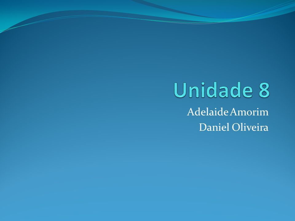 Adelaide Amorim Daniel Oliveira