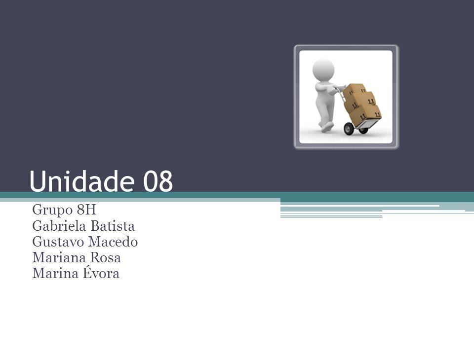 Grupo 8H Gabriela Batista Gustavo Macedo Mariana Rosa Marina Évora