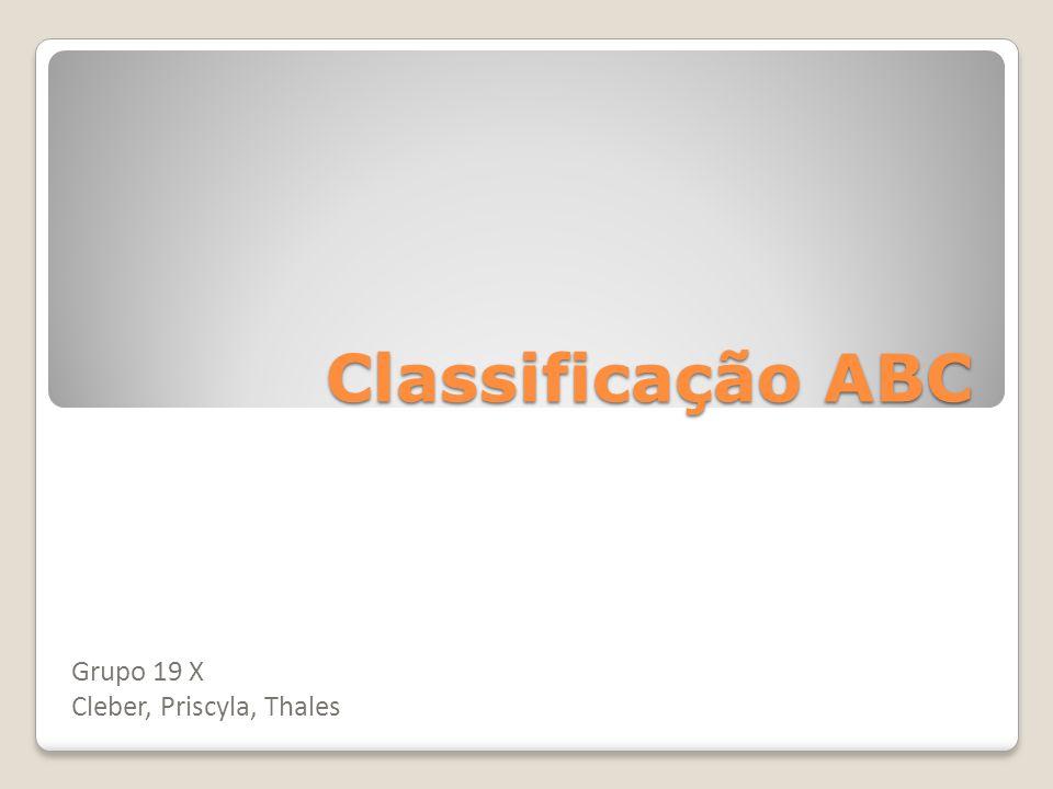 Grupo 19 X Cleber, Priscyla, Thales