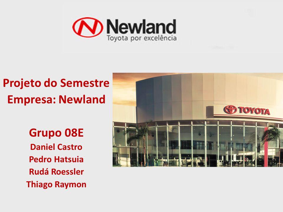 Projeto do Semestre Empresa: Newland Grupo 08E