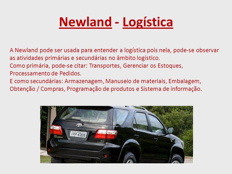 Newland - Logística