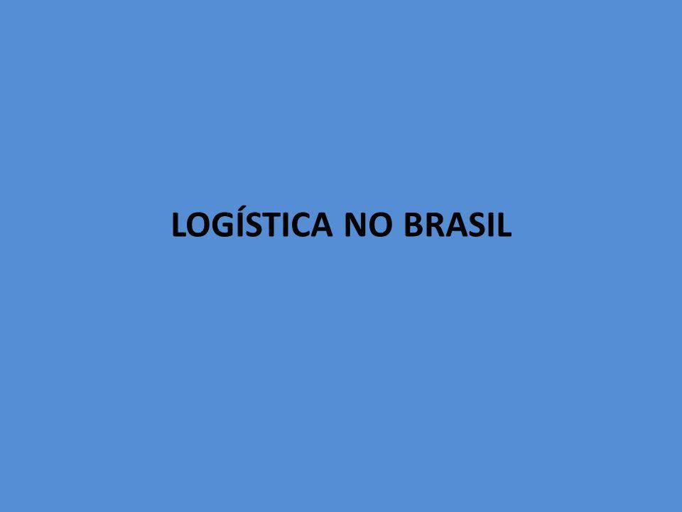 Logística no brasil