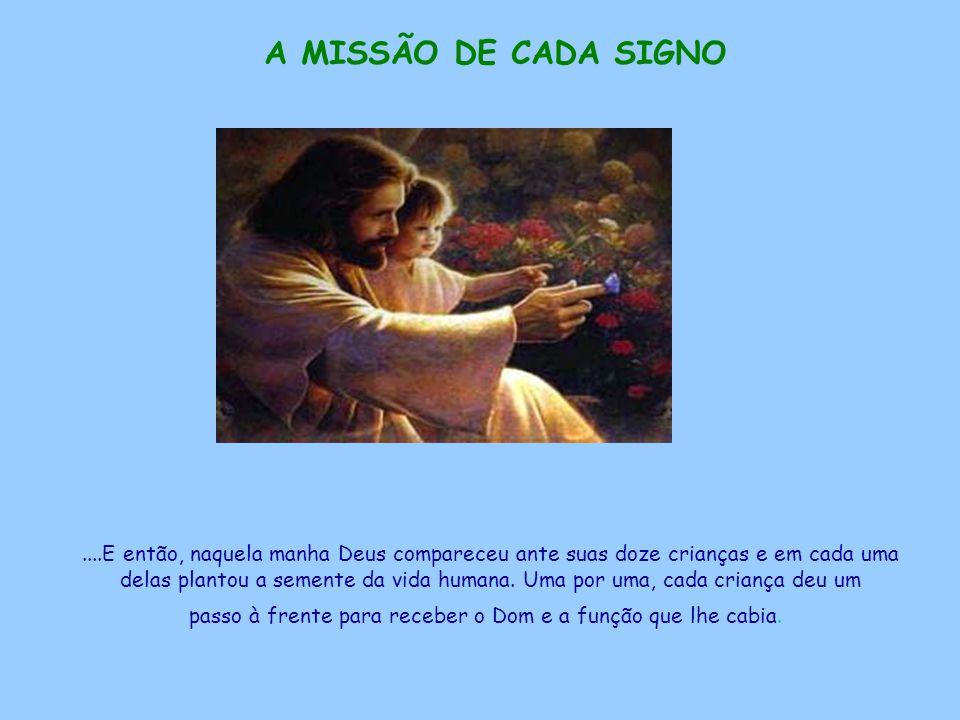 A MISSÃO DE CADA SIGNO