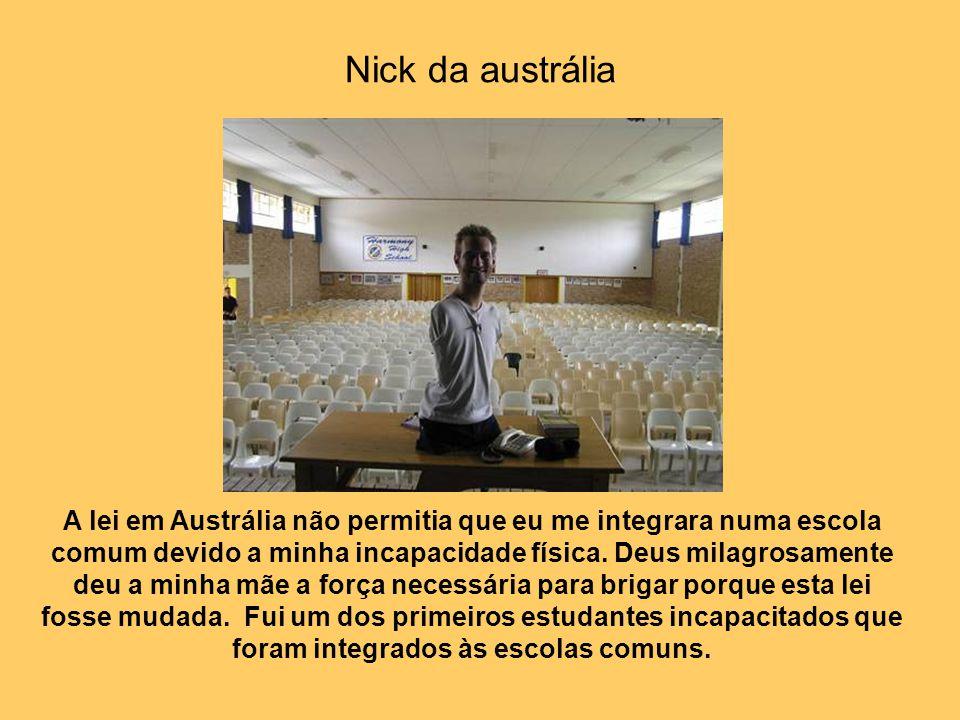 Nick da austrália