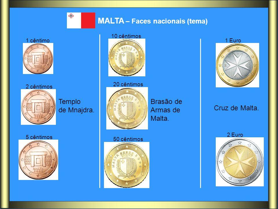 MALTA – Faces nacionais (tema)
