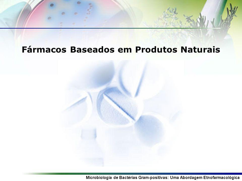 Fármacos Baseados em Produtos Naturais