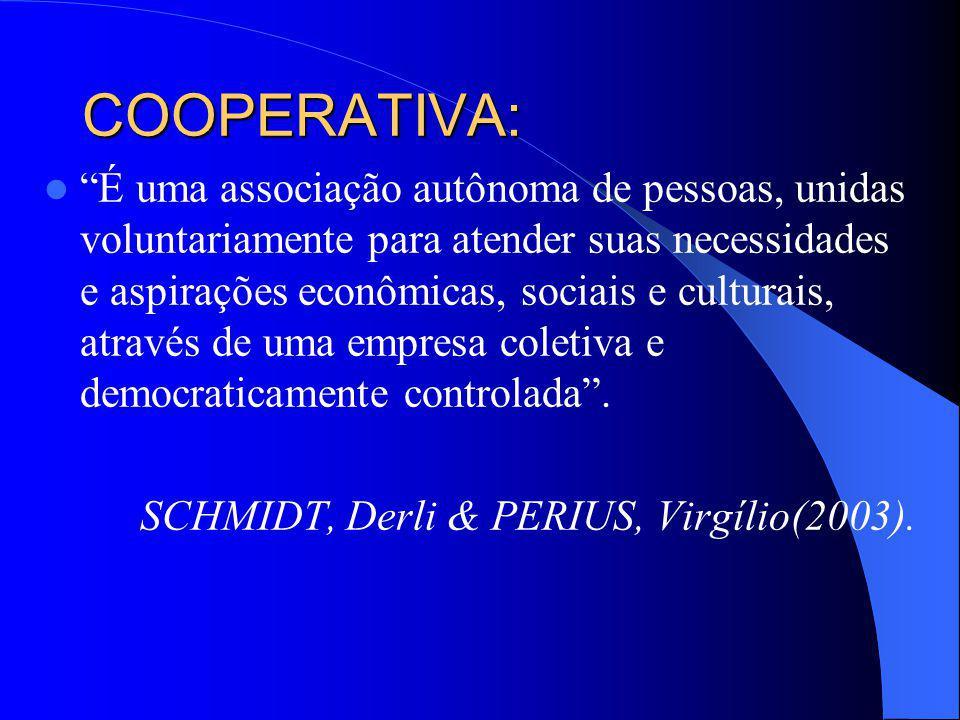 COOPERATIVA: