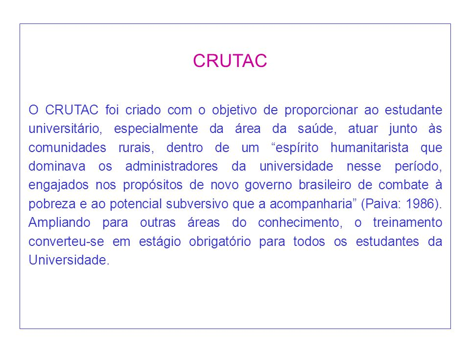 CRUTAC